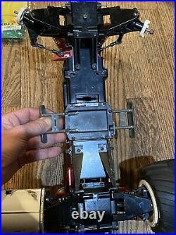 1/10 Rc Kyosho Big Brute Vintage Parts Basher Resto Tamiya Losi