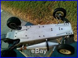 1/4 Scale Rc Car, Vintage Raco Jac Rabbit, 1/5 Scale Rc & Vintage Rc Parts