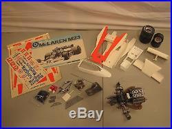 1/8th Entex McLaren M23 Parts Car