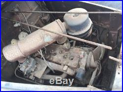 1939 Studebaker President Vintage Parts Car