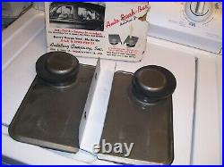 1940s Automobile Drive-in auto trays Car hop Vintage Chevy Ford old Rat Hot Rod
