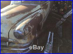 1950 Pontiac Silver Streak 2-d hard top