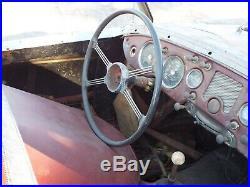 1958 MG Roadster