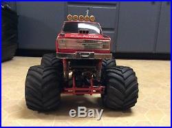 1987 Vintage Tamiya Clodbuster- Original RC Monster Truck 4X4X4