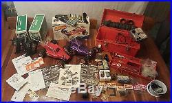 2 Vintage RC Radio Control Original Team Losi Jrx2 Upgrades Novak Futaba Extras