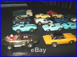 Vintage aurora slot car parts j hopkins poker