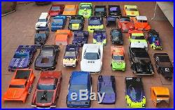 33 Vintage Mike Carroll Racing Team RC Bodies and RC Body Car Collection