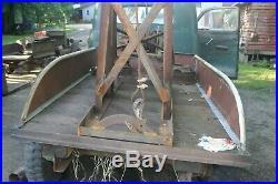 44 Studebaker Tow truck salvage parts car Rat rod vintage ride