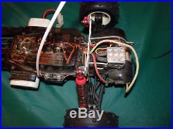 80's Vintage KYOSHO OPTIMA 4WD Radio Controlled Car