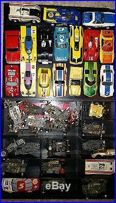 Afx vintage slot car aurora lot parts