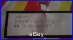 Ajs Tires Clodbuster / Tamiya Clodbuster / Vintage Rc Truck / Tamiya Bullhead