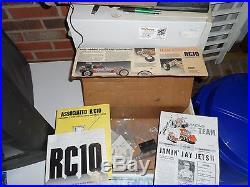 Associated RC10 vintage