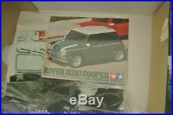 Austin Mini Cooper TAMIYA M01 VINTAGE NIB