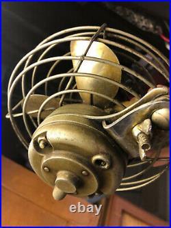 Auto Dash Part Vintage Original Auto Part Fan Tropic Aire