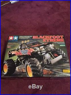 Brand New Vintage Tamiya 1/10 RC Blackfoot Extreme 58312 COLLECTOR QUALITY