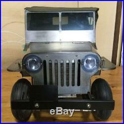 Chikyudo Engine KNK Jeep Original Vintage RC Genuine Free Shipping From Japan