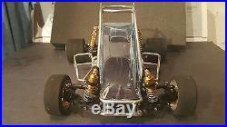 Classic Vintage Team Associated Rc-10 big boys toys Sprint car