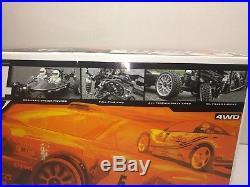 HPI # 277 Vintage RS4 Rally WRC Subaru Impress 2001WRC. FACTORY SEALED KIT