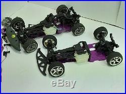 HPI RS4 Nitro 2 Nitro RC Car Parts Lot Vintage Used Parts or Repair
