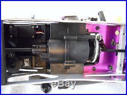 HPI Savage 21, 4 x 4, Radio Control Truck, Nitro Engine, Roto Start, Vintage RC