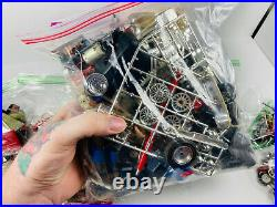 HUGE LOT (300+) Vintage Car Truck Hot Rod Model Parts SORTED nice WOW