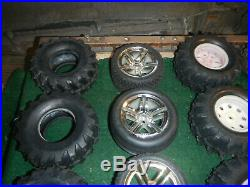 HUGE LOT vintage & Used RC CAR TRUCK PARTS RC Cars TIRES Etc Rims wheels