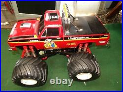 KRAZY Rare! VINTAGE TAMIYA CLODBUSTER 1987 Beautiful! MINT Meticulous Clean