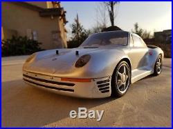Kyosho 1/10 Porsche 959 vintage custom tamiya yokomo rare associated ayk roller