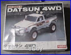 Kyosho Datsun Vintage Tamiya rc4wd