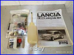 Kyosho Lancia Delta Integrale Gp 1/10 Vintage