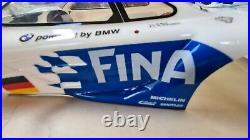Kyosho Mclaren F1 1/10 body FW03 FW04 Vintage rc Superten