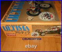 Kyosho Ultima 1987 Kit #3115 1/10 Off Road Buggy Vintage RC Part