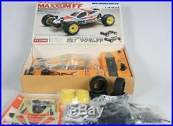 Kyosho Vintage NIB Maxxum FF KIT NOS NIP Rc car 1/10 TT 2wd