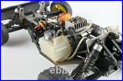 Kyosho Vintage Rampage GP-10 +hitec challenger + O. S engine MAX FP-B Kit 3072