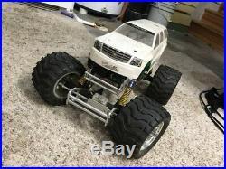 Kyosho mad force nitro. 21 monster truck vintage