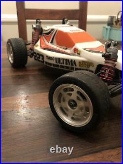Kyosho turbo ultima PRO vintage rc car rare