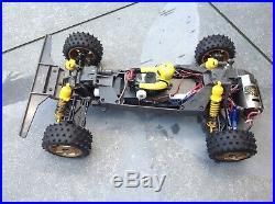 LOOK RARE! Vintage Marui Shogun 4WD buggy 1980's