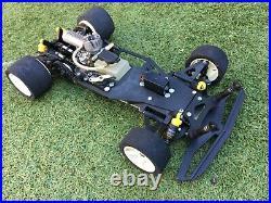 LOOK RARE! Vintage Serpent Impact-10 2WD 1990's