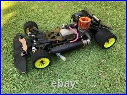 LOOK RARE! Vintage Serpent Vector NT 4WD 1990's