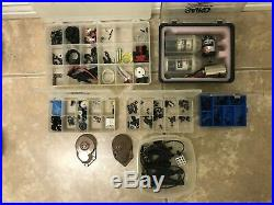 LOT of 3 Vintage Kyosho Turbo Optima Mid Special Edition SE Plus Parts