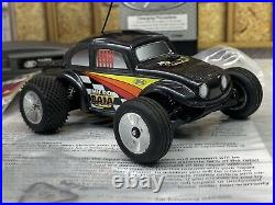 Losi Micro BAJA Micro T 1/36 Vintage Rc With Rare Parma Late Model Body Tested