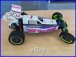 Losi XX vintage rc buggy Associated Traxxas Kyosho Tamiya