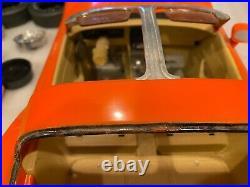MONOGRAM 1978 CORVETTE 1/8 SCALE MODEL CAR FOR PARTS or RESTORATION