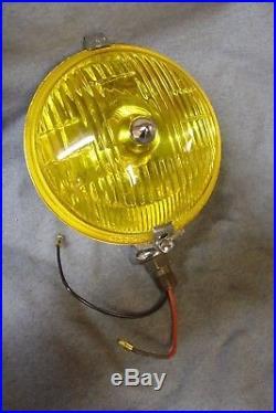 Mg T Series Jaguar Xk120 140 Lucas Yellow Sft576 Fog Lamp