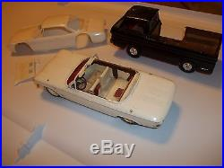 Model car parts junkyard 1/24 1/25 Vintage