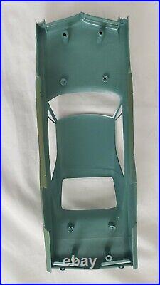 Mpc 1966 Bonneville Promo Body + Slot Car Interior Parts 1/25 Cc12