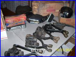 Nos Vintage Car Parts Lot Collection 1936-1970's Wholesale New Old Stock Lot