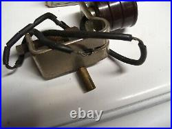 Original 1930s Clamp-on Cigar nos Lighter Flathead GM Packard vintage Ford chevy