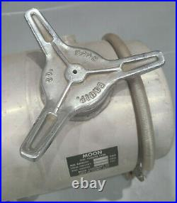 Original MOON Vintage FUEL TANK gas Dragster HOT ROD nhra MOONeyes GASSER fed V8