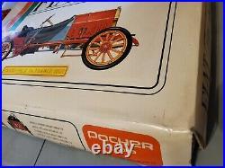 Pocher 1907 Fiat Grand Prix De France 18 Scale Plastic Parts Model Car Kit K/70